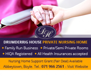 Drumderrig Private Nursing Home Boyle