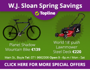 Sloans Spring Offers