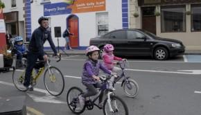 O'Donohue start Family Cycle (Copy)