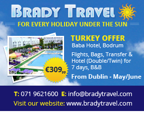 Brady Travel Agents