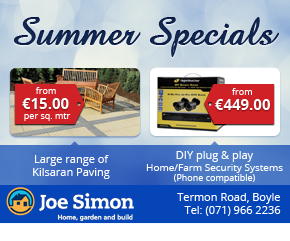 Joe Simon Summer Specials