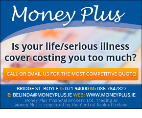 Money Plus - Life Illness Insurance Boyle Roscommon
