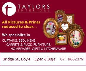 Taylors Interiors Boyle