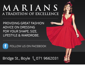 Marians Ladies Fashion Boyle, County Roscommon