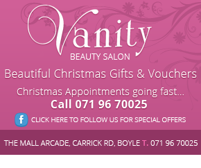 Vanity Beauty Salon Boyle