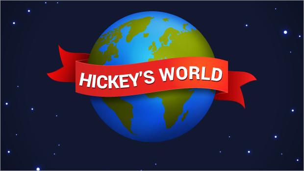 Hickey's World Blog