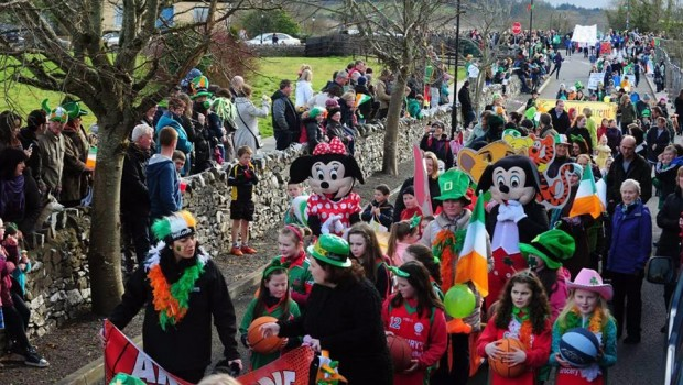 Cootehall parade