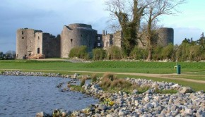 Roscommon_Castle_-_View_from_Park
