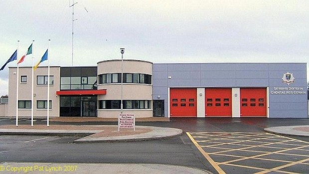 Roscommon-Town-Fire-Station