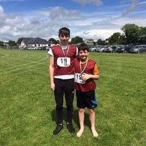 Tiernan and Oran Henry