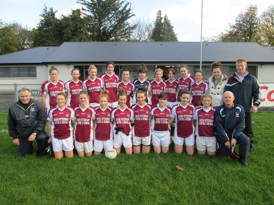 Photo of Ladies GAA team narrowly lose out in final