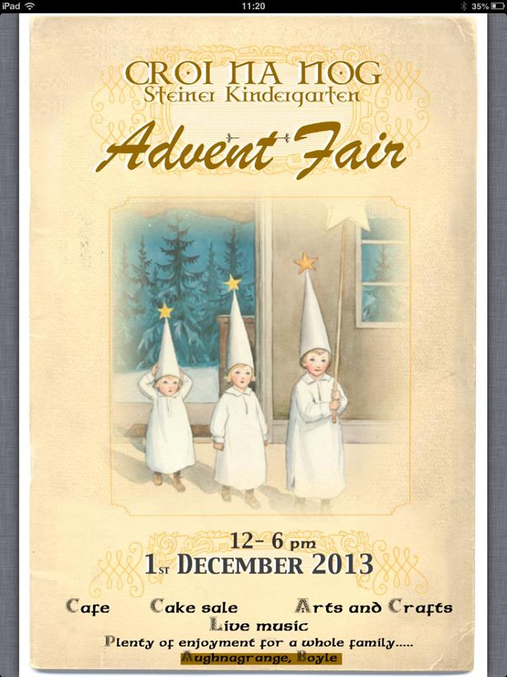 Photo of Upcoming Advent Fair