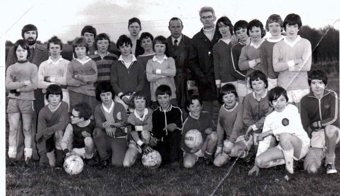 Photo of Boyle GAA in the 1970's