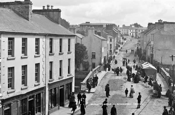 Photo of Bridge Street, Boyle