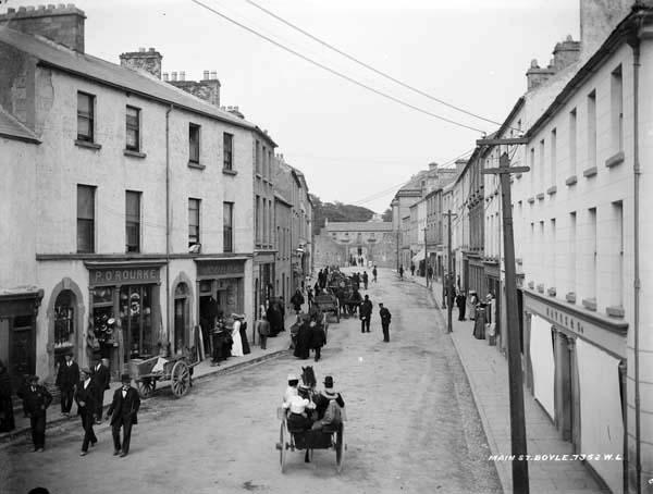 Photo of Main Street, Boyle