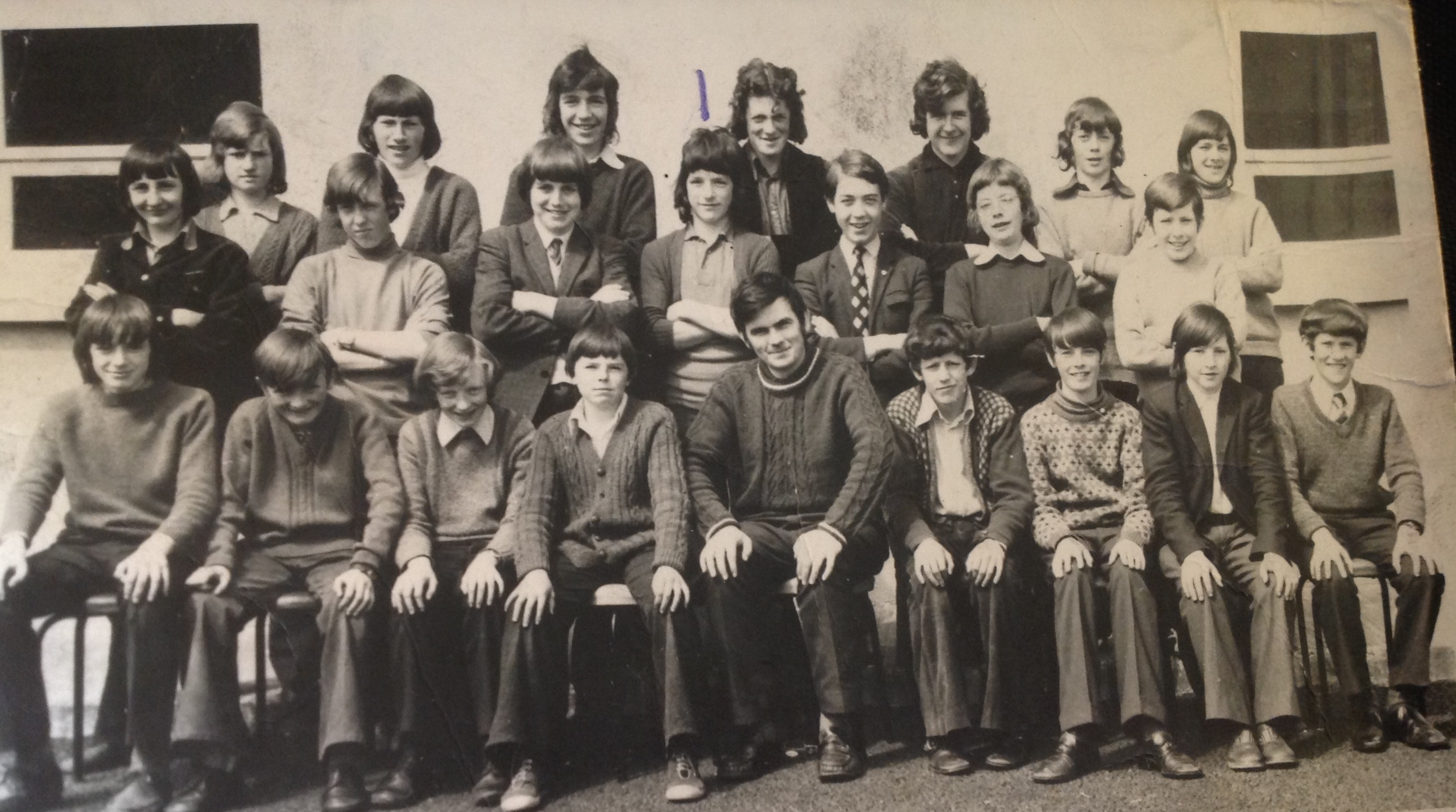 Photo of St. Mary's College 1973