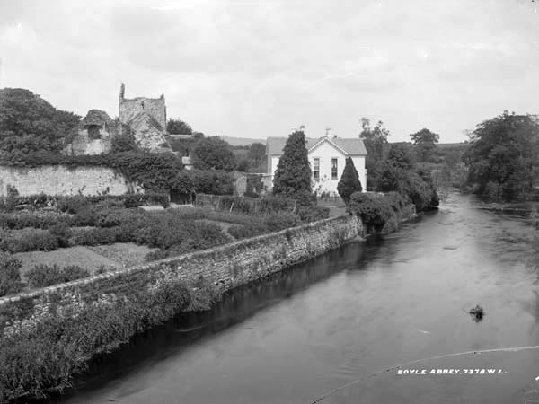 Photo of Abbey Gardens and Boyle River