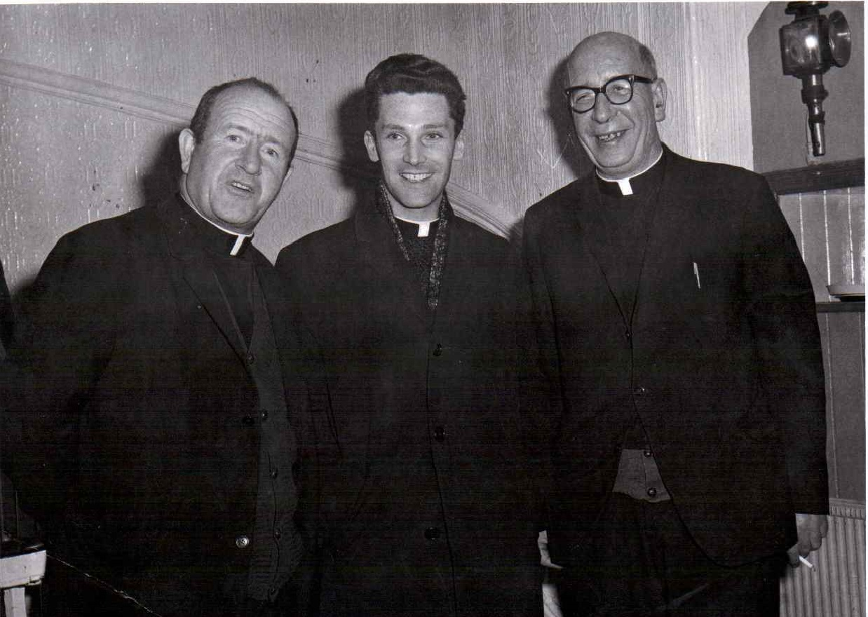 Photo of Boyle Priests of old