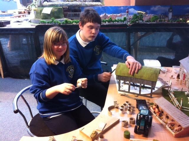 Photo of Boyle Model Railway Helpers