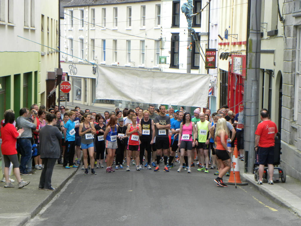 Photo of Curlew Warrior Run held