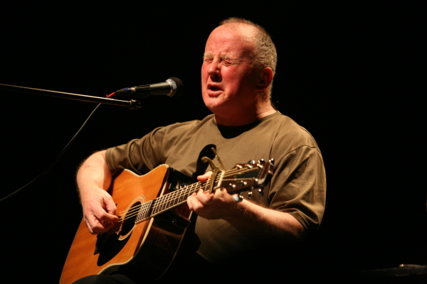 Photo of Christy Moore concert sold out