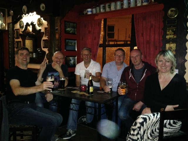 "Photo of ""Semi Reunion"" in Creightons"
