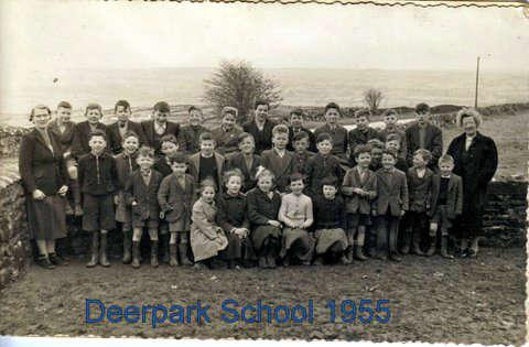 Photo of Deerpark School 1955