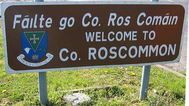 Photo of Freedom of Roscommon for Chris