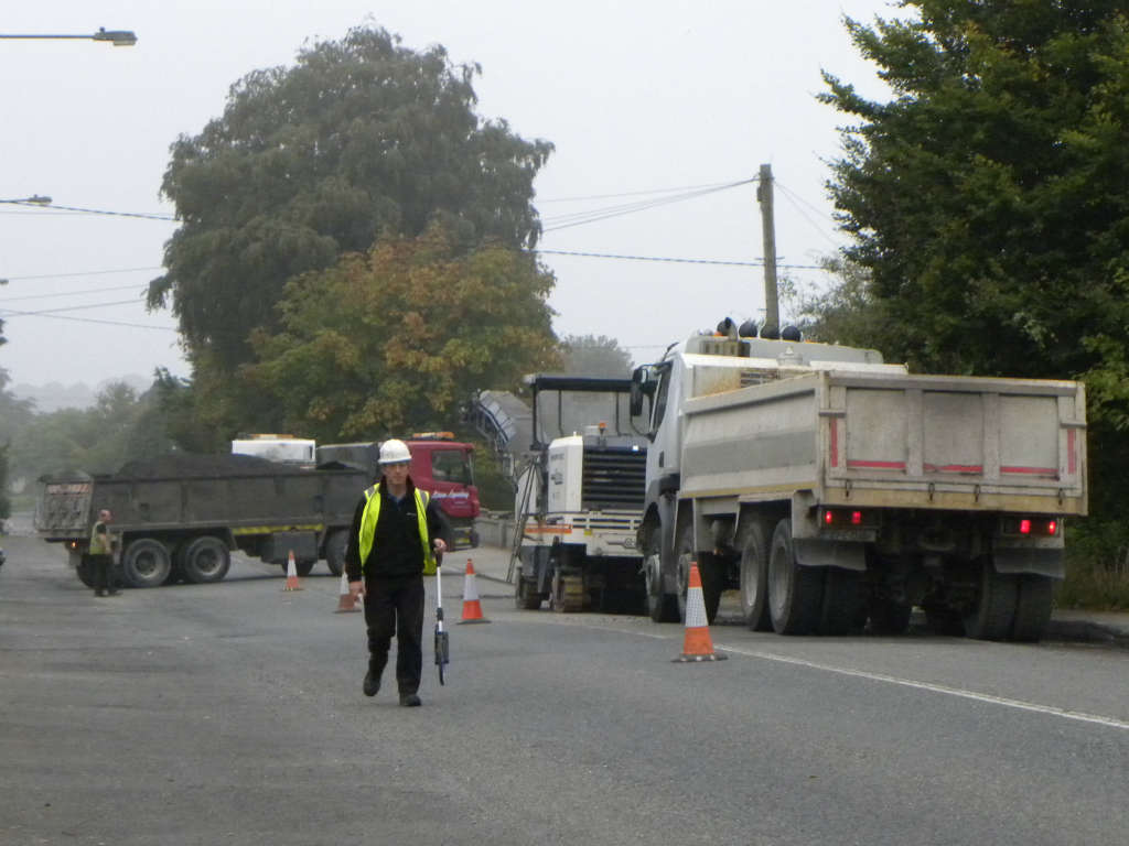 Photo of Overlay begins on Carrick Road