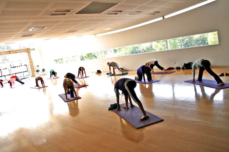 Photo of Yoga continues on Tuesday