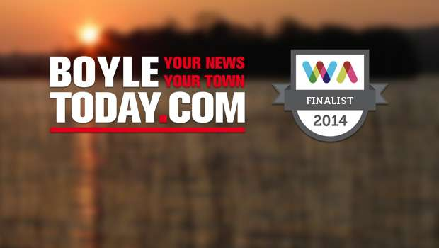 BoyleToday.com reaches WebAwards finals