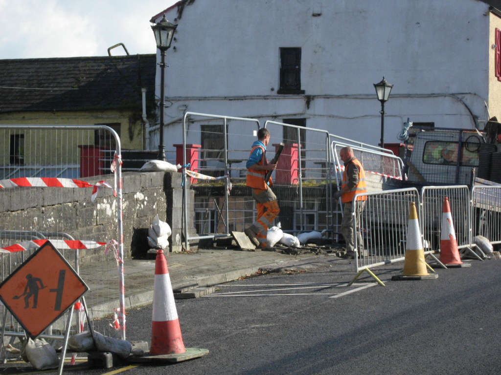 Photo of Bridge repair work commences