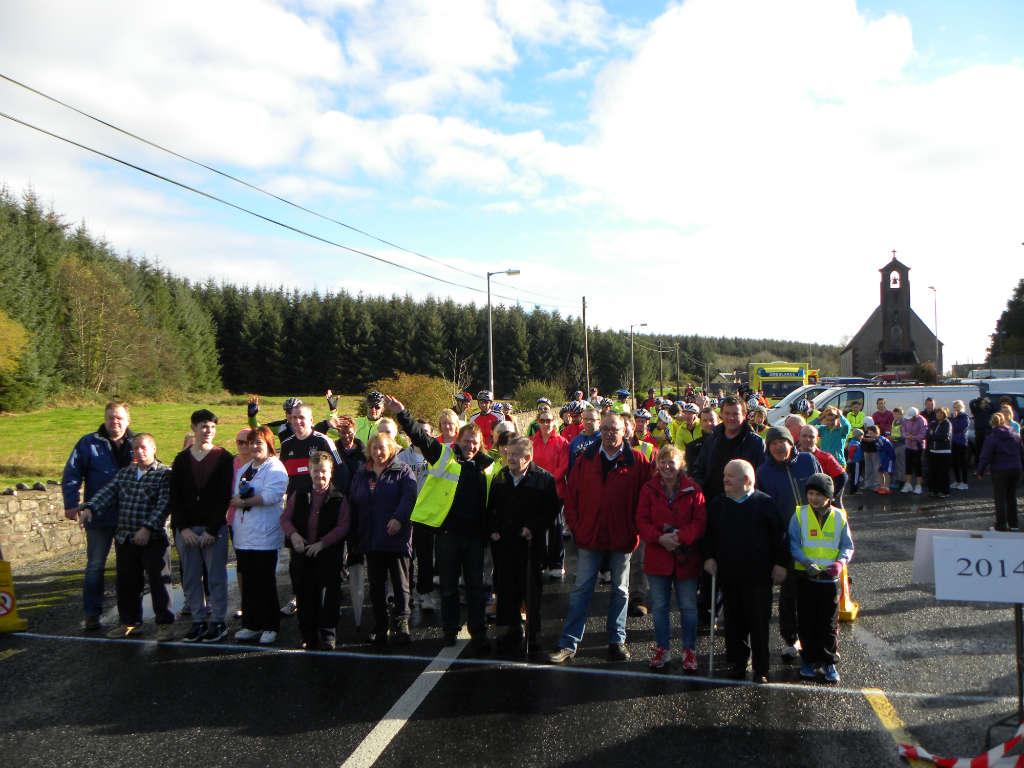 Photo of Stonepark Challenge held Sunday