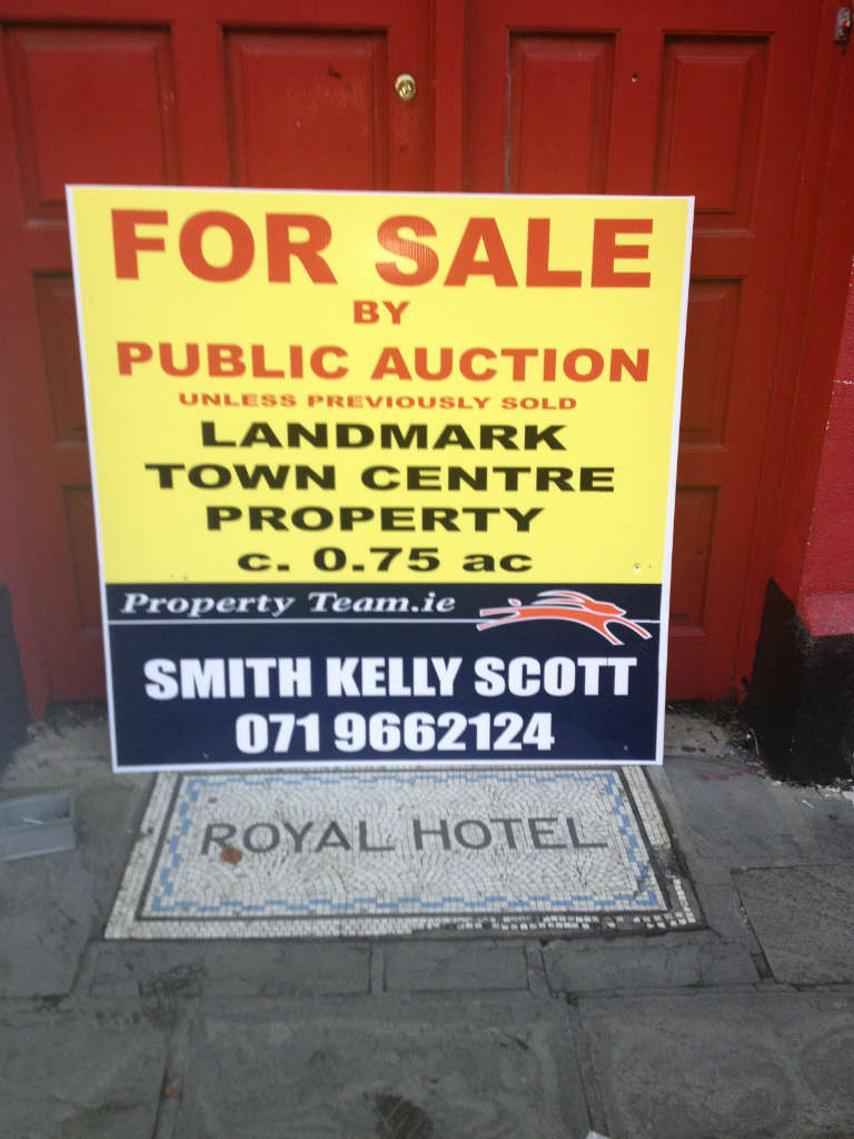 Photo of Royal Hotel to sell by Public Auction