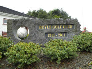 Photo of Boyle Golf Club news 12/01/15