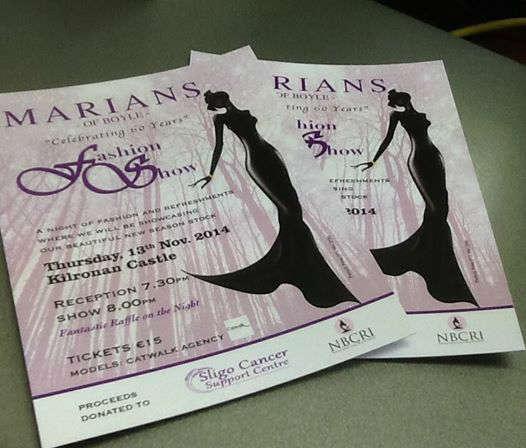 Photo of Marians Fashion Show Thursday