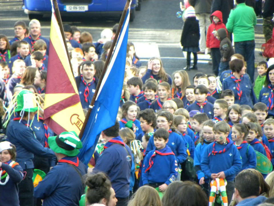 Photo of Boyle Scout uniform sale tonight