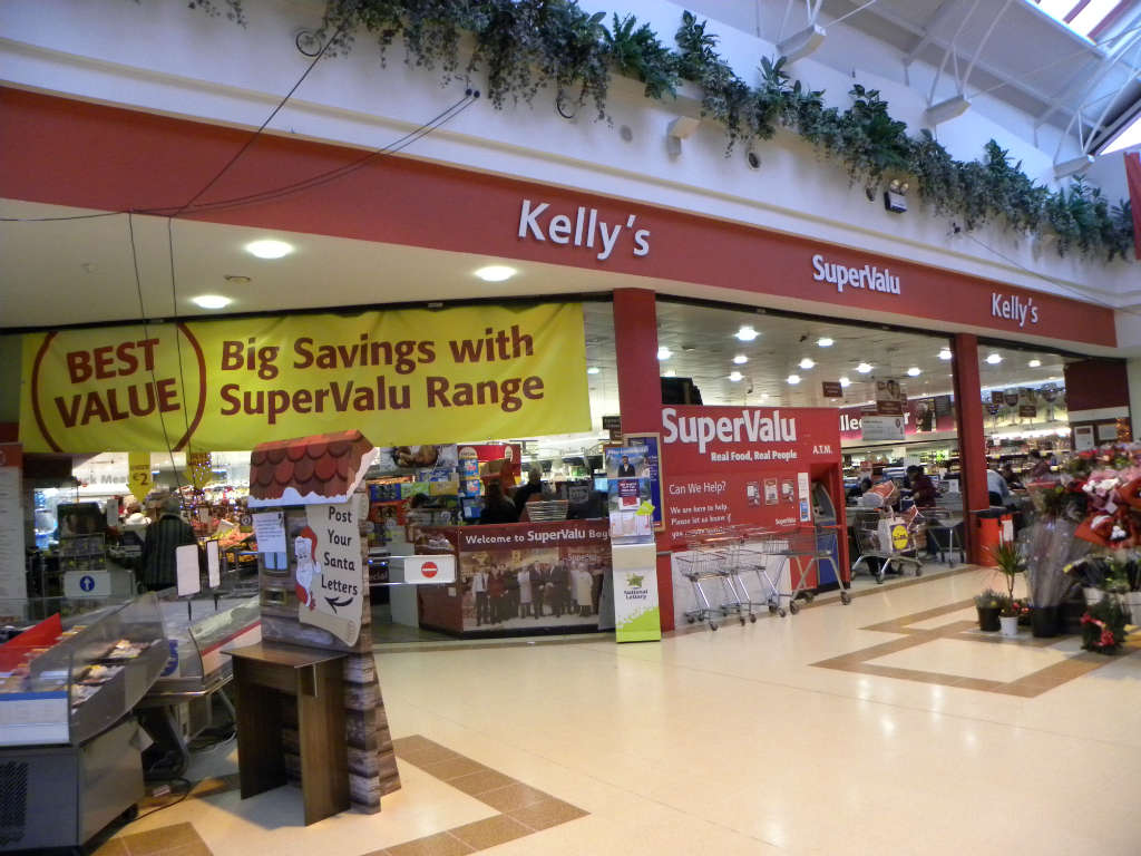 Photo of Christmas at Kellys Supervalu