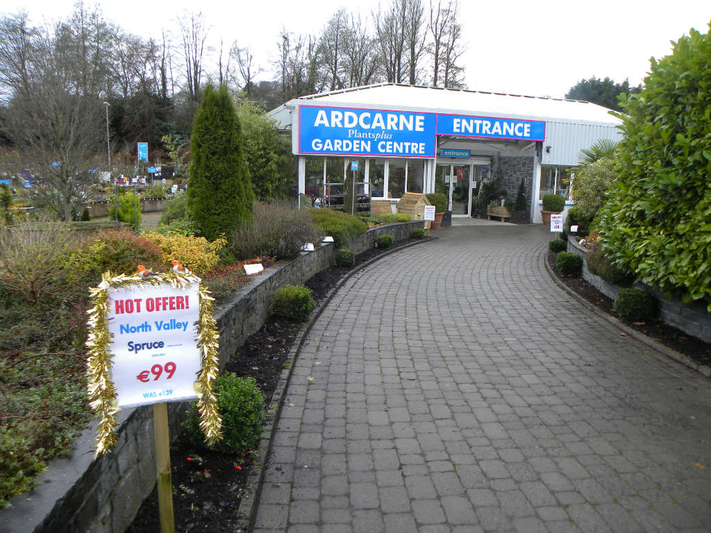 Photo of Christmas at Ardcarne Garden Centre