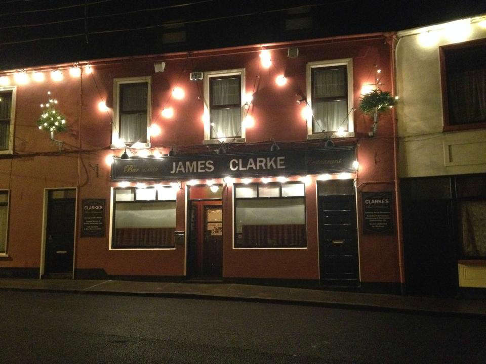 Photo of Christmas at Clarkes Bar & Restaurant