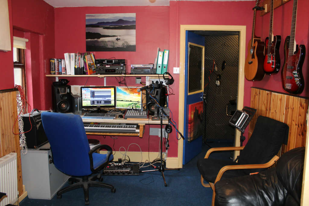 Photo of Music Room opens at Men's Shed