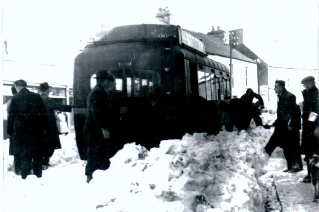 Photo of Anniversary of the '47 Big Snow