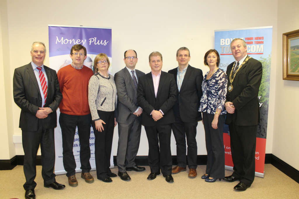 Photo of Boyle Business Awards launched