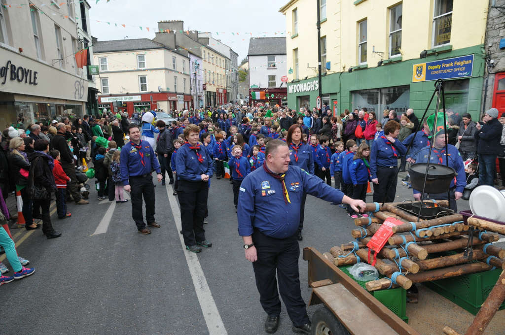 Photo of County Scout AGM in Boyle