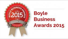 Boyle Business Awards 2015