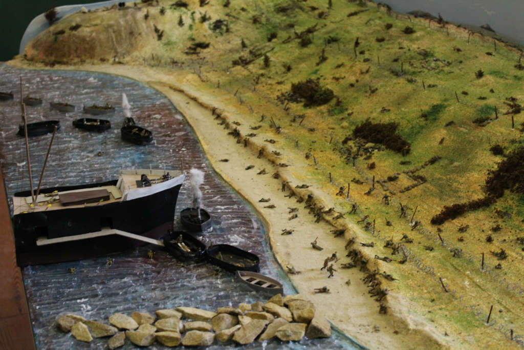 Photo of Gallipoli Landing to be unvelied today