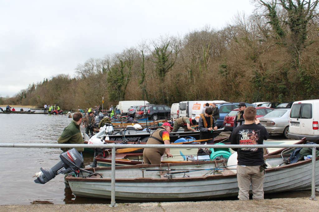 Photo of Angling festival continues Sunday