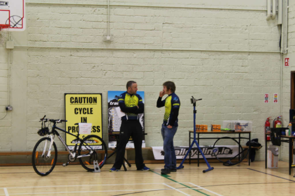 Photo of Cycling information night tonight