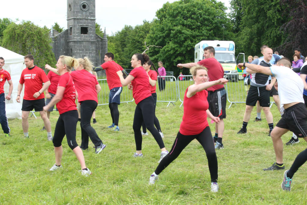 """Photo of """"Get Active"""" programme of events"""