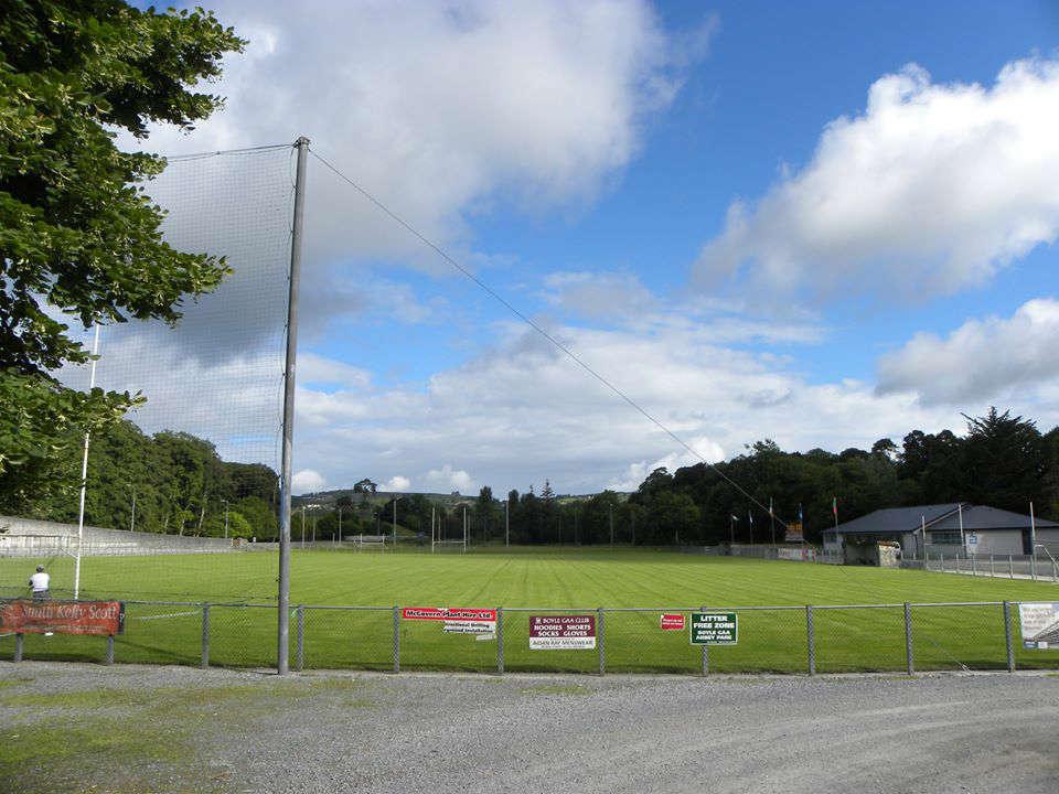 Photo of Boyle U16's in action Sunday